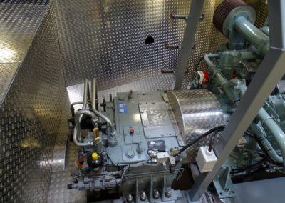 Aluminium vloerplaten - Scheeps modernisering - Lasbedrijf De Wildt - Wijchen Nijmegen