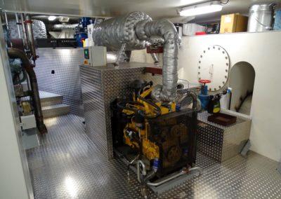 Aluminium vloerplaten - Scheeps afbouw - Lasbedrijf De Wildt - Wijchen Nijmegen